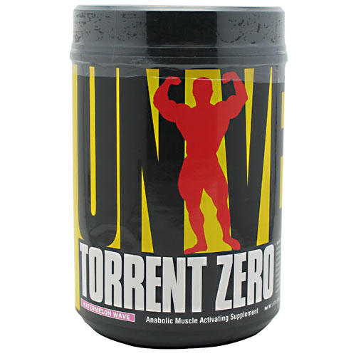 Torrent Zero By Universal Nutrition, Post Workout Watermelon Wave 1.57lb