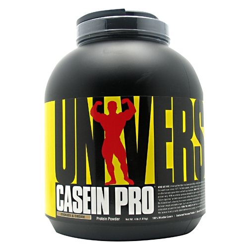 Casein Pro By Universal Nutrition, Cookies and Cream 4lb