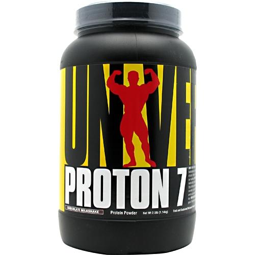 Proton 7 By Universal Nutrition, Protein Chocolate Milkshake 2.5lb