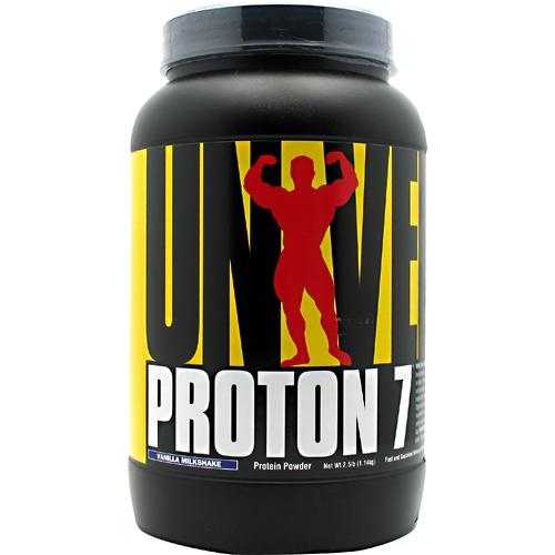 Proton 7 By Universal Nutrition, Protein Vanilla Milkshake 2.5lb