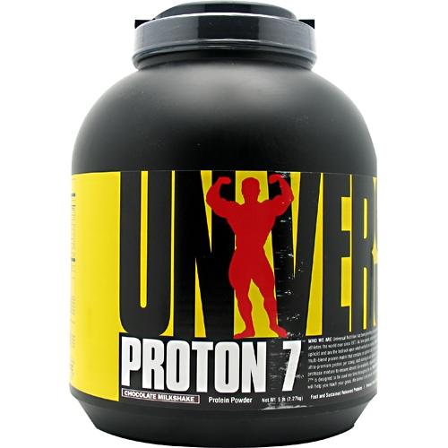 Proton 7 By Universal Nutrition, Protein Chocolate Milkshake 5lb
