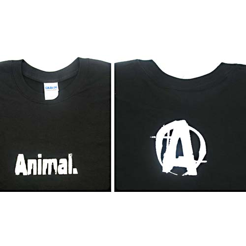Universal Nutrition Black Animal T-Shirt XXX-Large