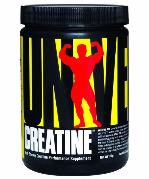 Creatine Monohydrate Powder By Universal Nutrition, 120 Grams