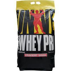 Ultra Whey Pro By Universal Nutrition, Strawberry Banana 10 LB