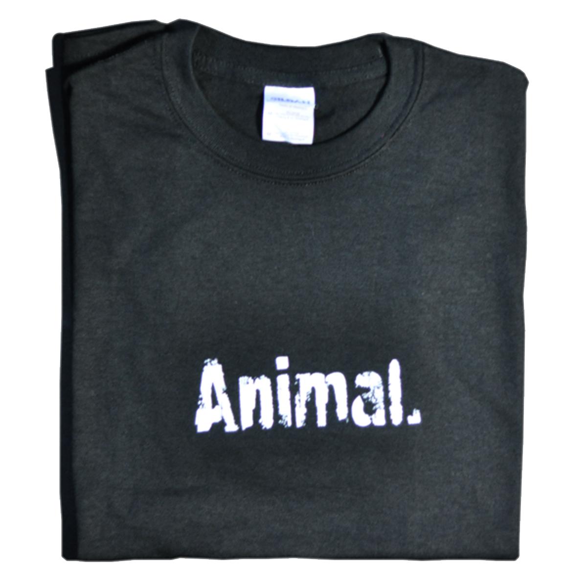 Black Animal T-Shirt Medium By Universal Nutrition