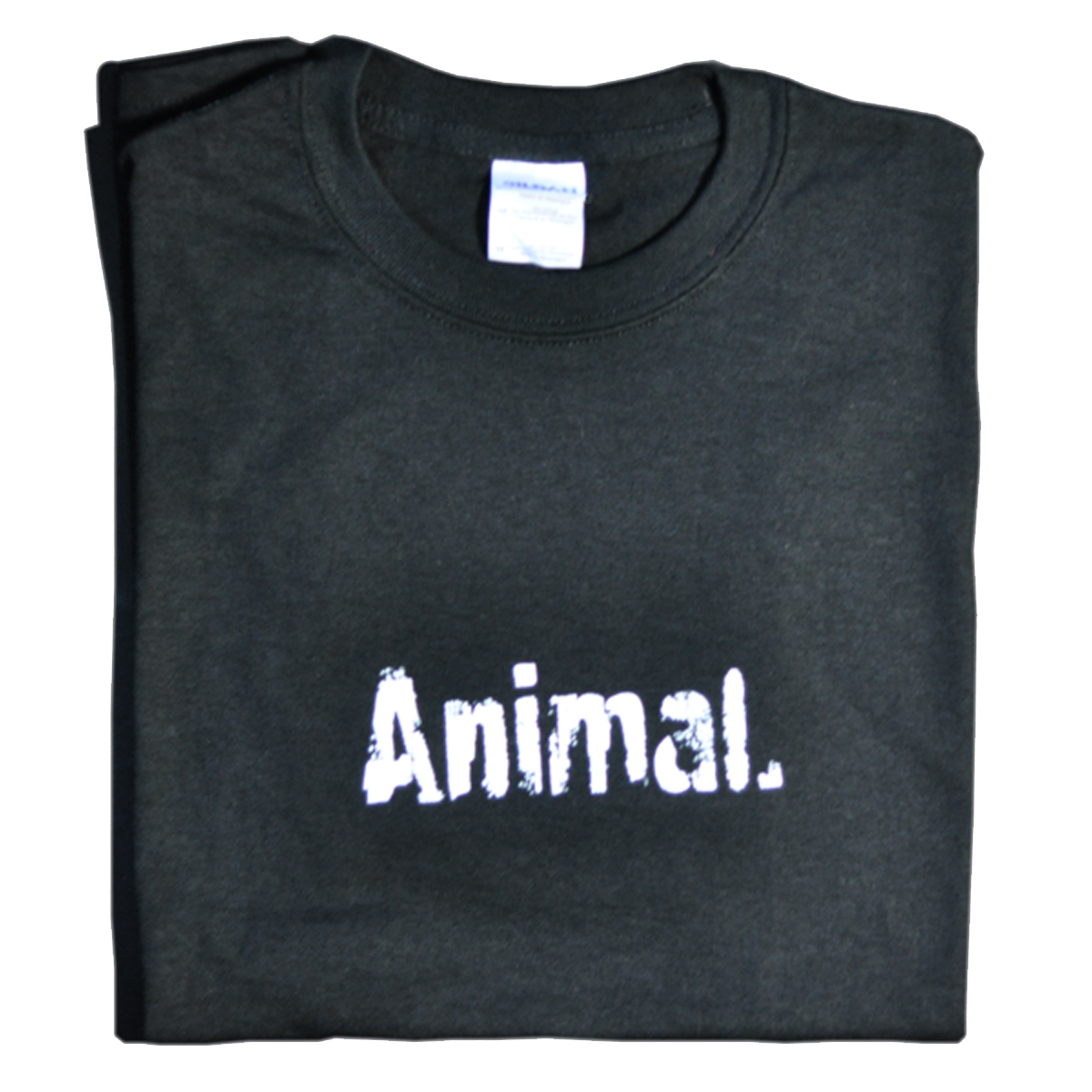 Black Animal T-Shirt Large By Universal Nutrition