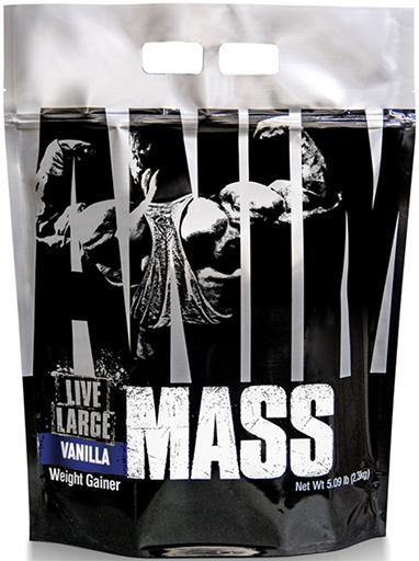 Animal Mass Gainer, By Universal Nutrition, Vanilla, 5.09lb