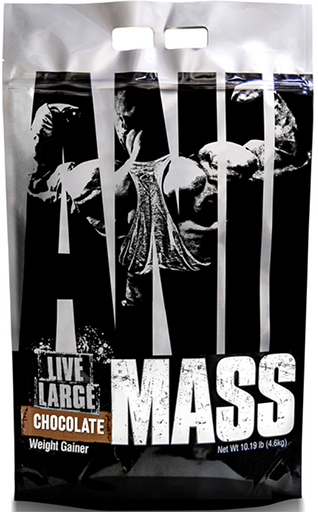 Animal Mass Gainer, By Universal Nutrition, Chocolate, 10.19lb