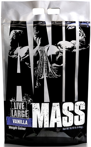 Animal Mass Gainer, By Universal Nutrition, Vanilla, 10.19lb