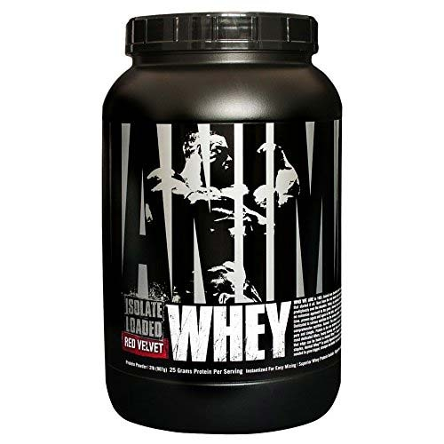 Animal Whey Protein, By Universal Nutrition, Red Velvet, 2lb