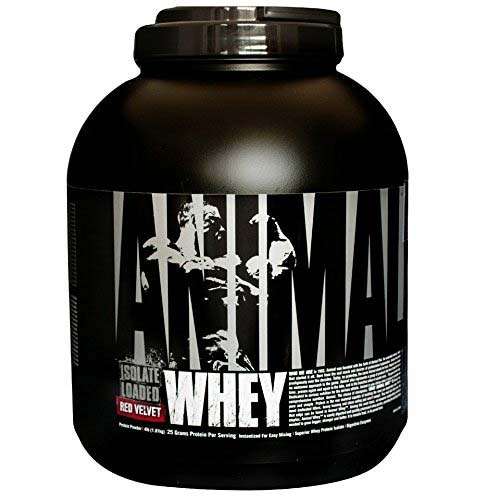 Animal Whey Protein, By Universal Nutrition, Red Velvet, 4lb