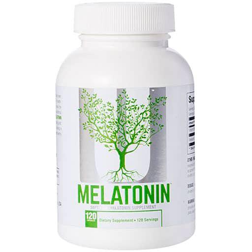 Melatonin By Universal Nutrition, 5 mg 120 Caps