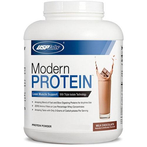 Modern Protein, By USP Labs, Milk Chocolate, 54 Servings