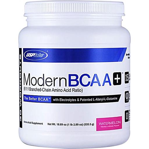 Modern BCAA Plus By USP Labs, Watermelon, 75 Servings