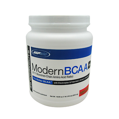 Modern BCAA Plus By USP Labs, Cherry Limeade, 30 Servings