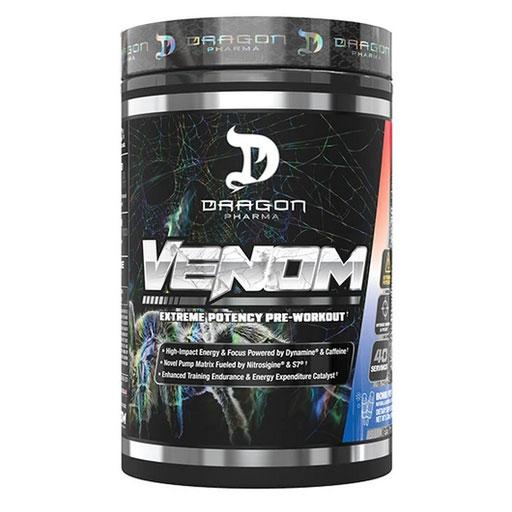 Venom - Watermelon - 40 Servings