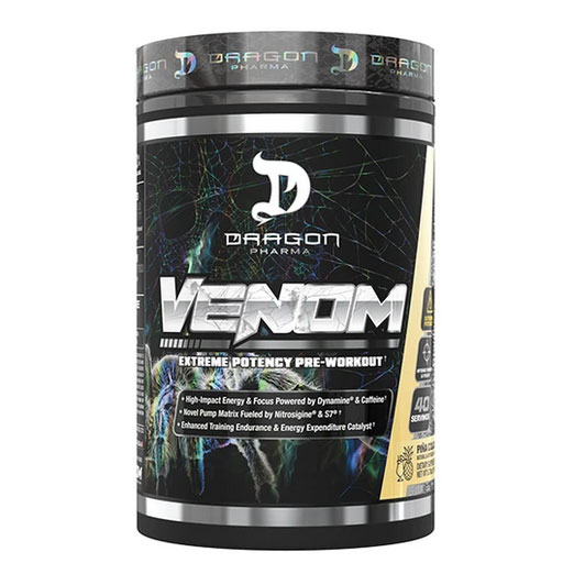 Venom - Pina Colada - 40 Servings
