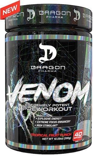 Venom - Fruit Punch - 40 Servings