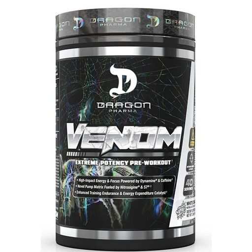 Venom - White Dragon - 40 Servings