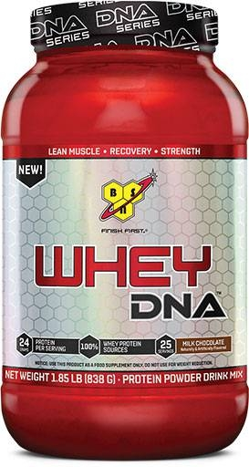 Whey DNA Protein By BSN, Chocolate 25 Servings