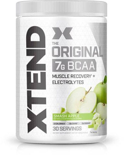 Xtend BCAA By Scivation, Smash Apple, 30 Servings