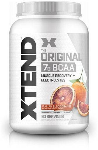 Xtend BCAA By Scivation, Blood Orange, 90 Servings