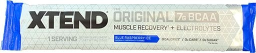 Xtend BCAA By Scivation, Blue Raspberry, Sample Packet