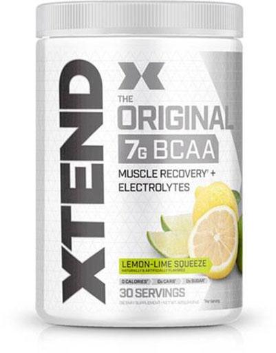 Xtend BCAA - Lemon Lime Sour - 30 Servings