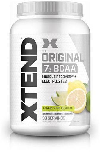 Xtend BCAA - Lemon Lime Sour - 90 Servings