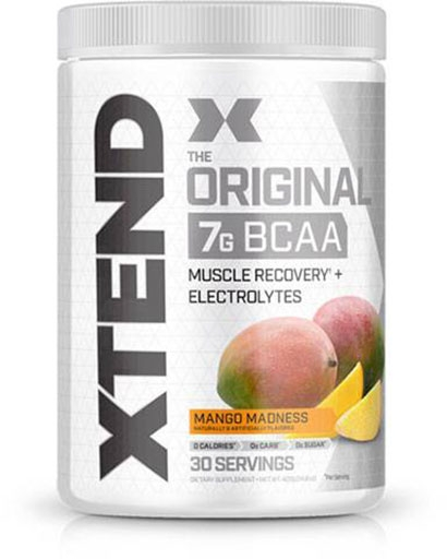 Xtend BCAA By Scivation, Mango Madness, 30 Servings