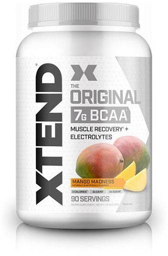 Xtend BCAA By Scivation, Mango Nectar, 90 Servings