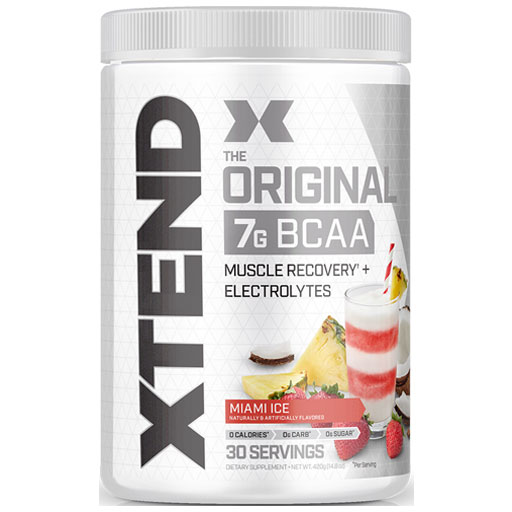 Xtend BCAA - Miami Vice - 30 Servings