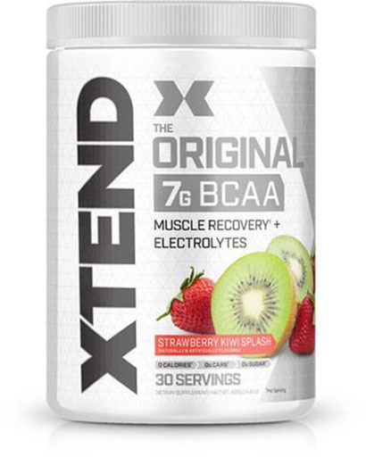 Xtend BCAA By Scivation, Strawberry Kiwi, 30 Servings