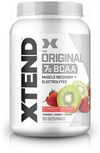 Xtend BCAA By Scivation, Strawberry Kiwi, 90 Servings