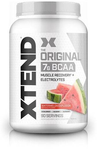 Xtend BCAA By Scivation, Watermelon Madness, 90 Servings